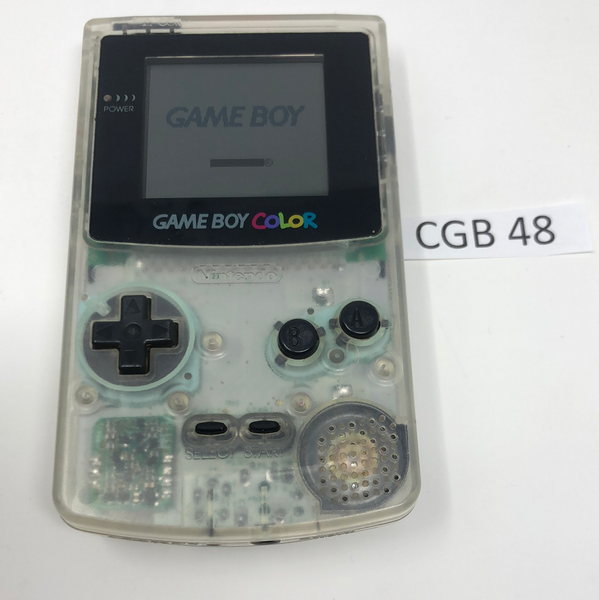CGB 48 Game Boy Color CGB-001 Used