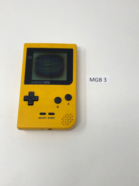 MGB 3 Game Boy Pocket MGB-001 Used
