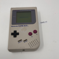 DMG 17 Game Boy Original DMG-01 Used