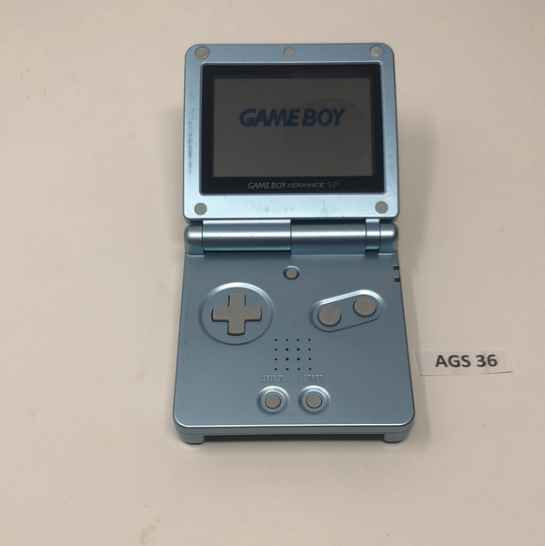 AGS 36 Game Boy Advance SP AGS-001 Used