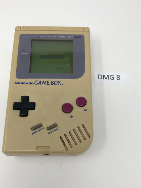 DMG 8 Game Boy Original DMG-01 Used