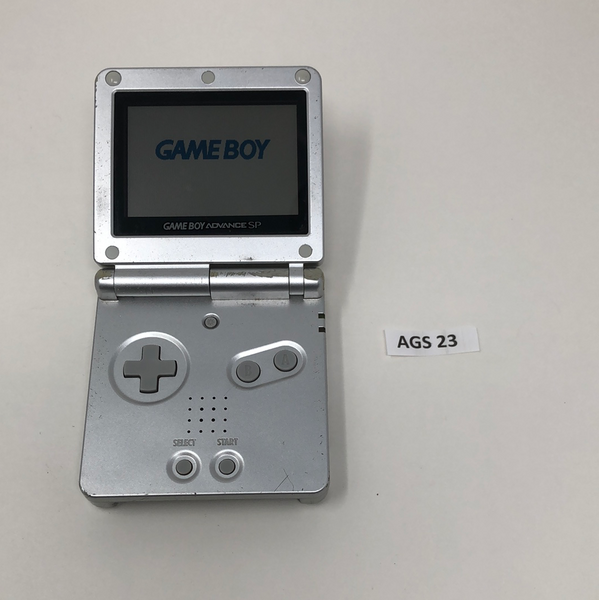 AGS 23 Game Boy Advance SP AGS-001 Used
