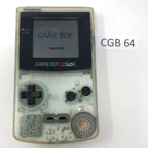 CGB 64 Game Boy Color CGB-001 Used