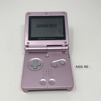 AGS 40 Game Boy Advance SP AGS-001 Used