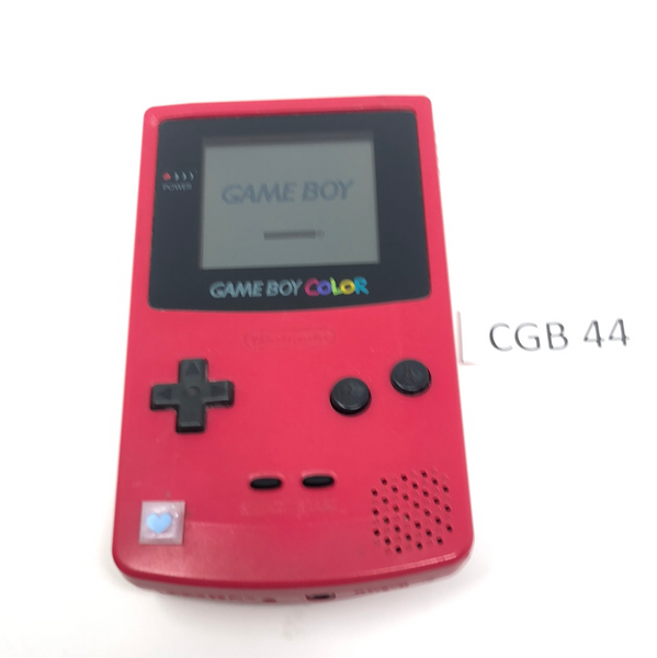 CGB 44 Game Boy Color CGB-001 Used