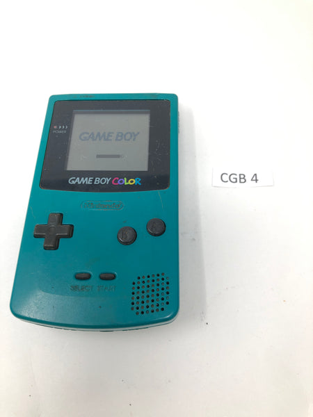 CGB 4 Game Boy Color CGB-001 Used