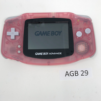 AGB 29 Game Boy Advance AGB-001 Used