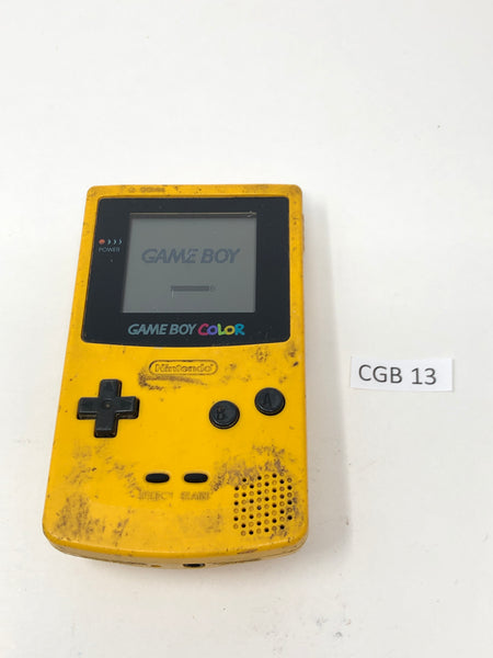 CGB 13 Game Boy Color CGB-001 Used