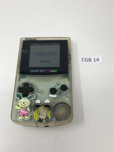 CGB 14 Game Boy Color CGB-001 Used