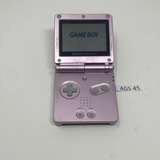 AGS 45 Game Boy Advance SP AGS-001 Used