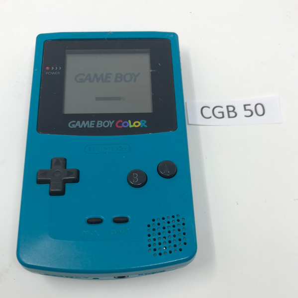 CGB 50 Game Boy Color CGB-001 Used