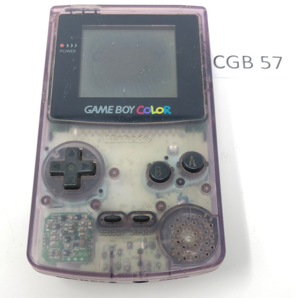 CGB 57 Game Boy Color CGB-001 Used
