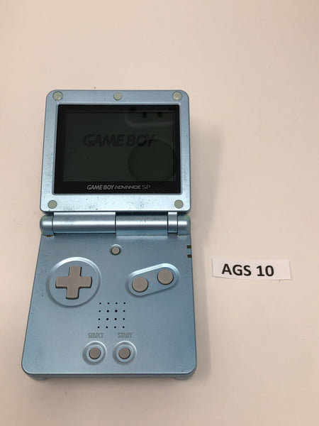 AGS 10 Game Boy Advance SP AGS-001 Used