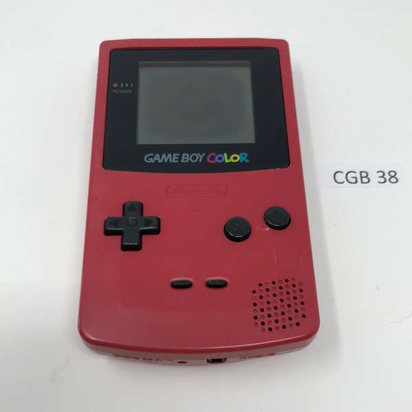 CGB 38 Game Boy Color CGB-001 Used