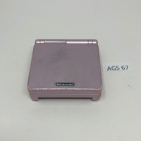 AGS 67 Game Boy Advance SP AGS-001 Used