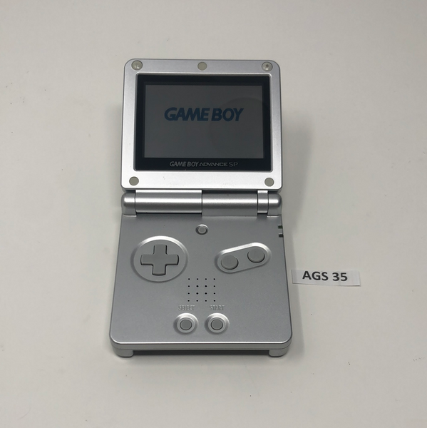 AGS 35 Game Boy Advance SP AGS-001 Used