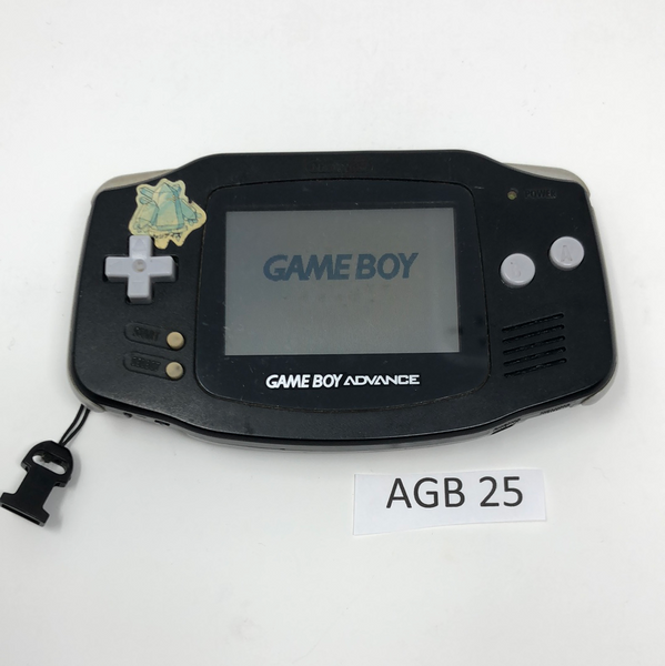 AGB 25 Game Boy Advance AGB-001 Used