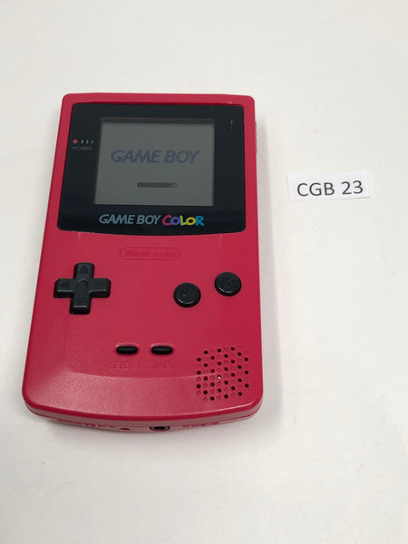 CGB 23 Game Boy Color CGB-001 Used