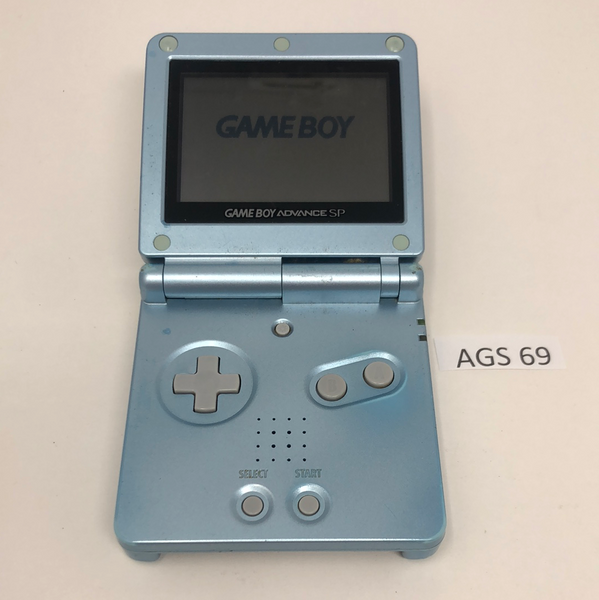 AGS 69 Game Boy Advance SP AGS-001 Used