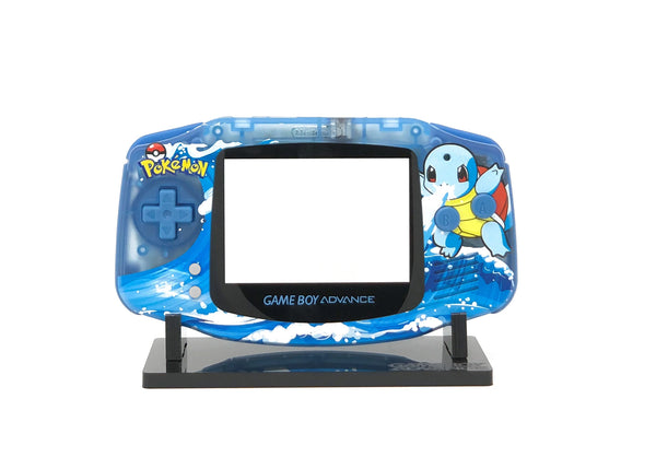 FunnyPlaying Game Boy Advance IPS Ready UV Printed Shell Squirtle