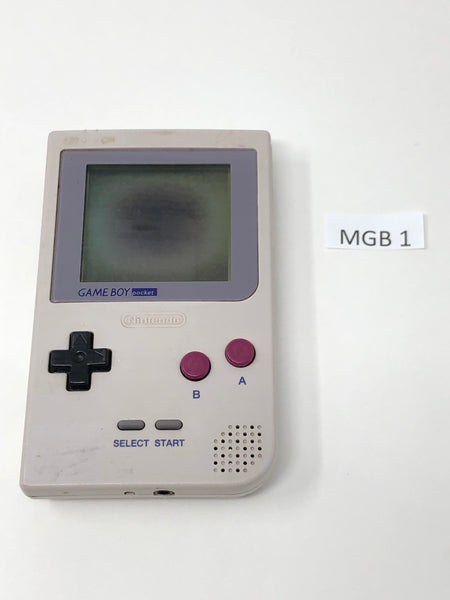 MGB 1 Game Boy Pocket MGB-001 Used