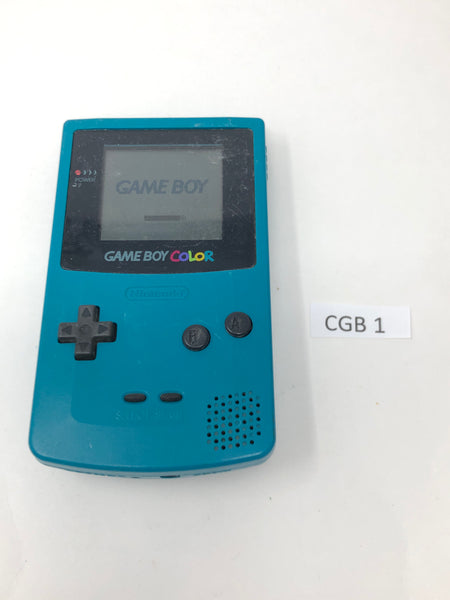 CGB 1 Game Boy Color CGB-001 Used