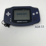 AGB 11 Game Boy Advance AGB-001 Used