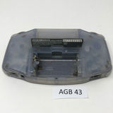 AGB 43 Game Boy Advance AGB-001 Used