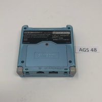 AGS 48 Game Boy Advance SP AGS-001 Used