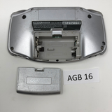 AGB 16 Game Boy Advance AGB-001 Used