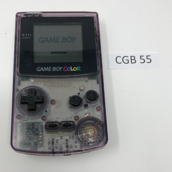 CGB 55 Game Boy Color CGB-001 Used