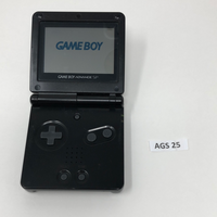AGS 25 Game Boy Advance SP AGS-001 Used