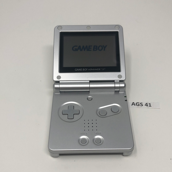 AGS 41 Game Boy Advance SP AGS-001 Used