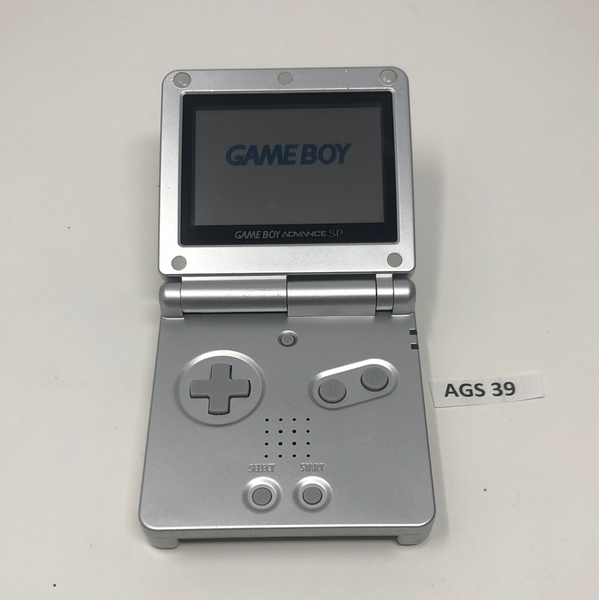 AGS 39 Game Boy Advance SP AGS-001 Used