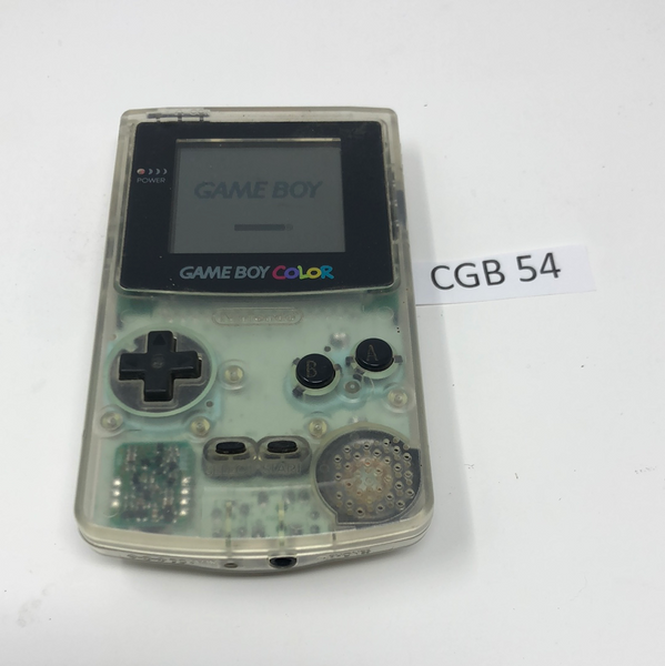 CGB 54 Game Boy Color CGB-001 Used