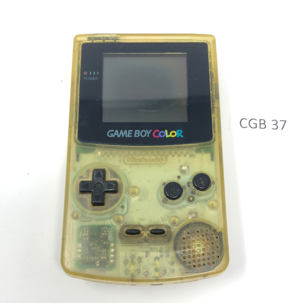 CGB 37 Game Boy Color CGB-001 Used