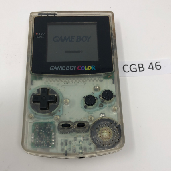 CGB 46 Game Boy Color CGB-001 Used