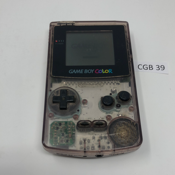 CGB 39 Game Boy Color CGB-001 Used