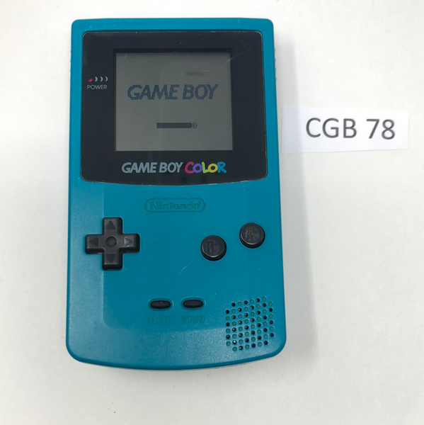 CGB 78 Game Boy Color CGB-001 Used