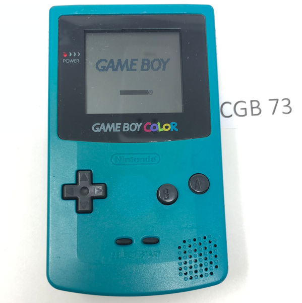 CGB 73 Game Boy Color CGB-001 Used