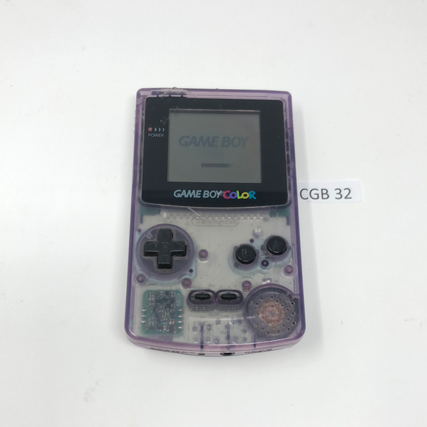 CGB 32 Game Boy Color CGB-001 Used
