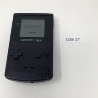 CGB 27 Game Boy Color CGB-001 Used