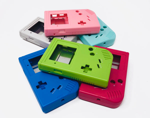 FunnyPlaying Game Boy DMG Q5 IPS Ready Shells