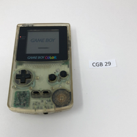 CGB 29 Game Boy Color CGB-001 Used
