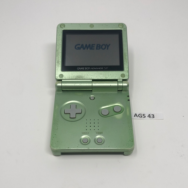 AGS 43 Game Boy Advance SP AGS-001 Used