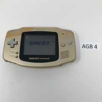 AGB 4 Game Boy Advance AGB-001 Used