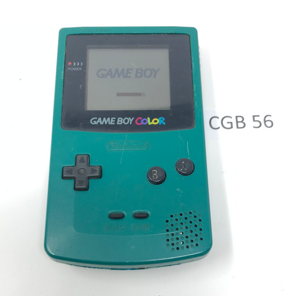 CGB 56 Game Boy Color CGB-001 Used