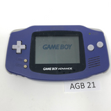 AGB 21 Game Boy Advance AGB-001 Used