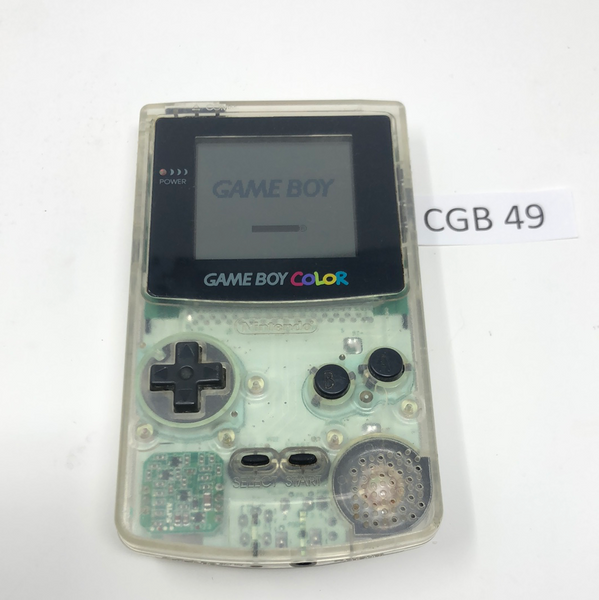 CGB 49 Game Boy Color CGB-001 Used