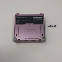 AGS 42 Game Boy Advance SP AGS-001 Used